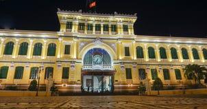 Estação de correios da central de Saigon Imagens de Stock