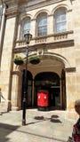 Estação de correios de Gibraltar Fotografia de Stock