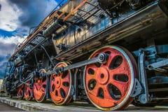 Estação de estrada de ferro Imagens de Stock Royalty Free