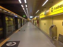Estação de Fradique Coutinho Fotografia de Stock