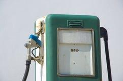 Estação de gasolina velha Fotografia de Stock