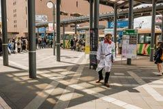 Estação de Hirosaki Fotografia de Stock Royalty Free