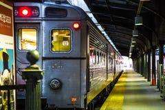 Estação 01 de Hoboken fotos de stock