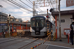 Estação de Inari, Kyoto, Japão Imagem de Stock Royalty Free