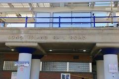 Estação de LIRR Fotografia de Stock