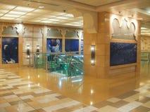 Estação de metro de Dubai Imagem de Stock