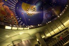 34a estação de metro New York de Hudson Yards da rua Imagens de Stock Royalty Free
