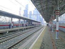 Estação de metro de Shelepikha Foto de Stock