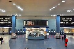 Estação de Pensilvânia, Manhattan, NY, EUA Imagens de Stock