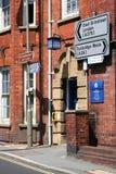 Estação de polícia minúscula Imagem de Stock