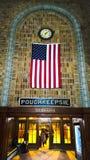 Estação de Poughkeepsie imagens de stock