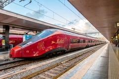 Estação de Roma Termini Imagens de Stock