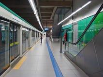 Estação de Sacomã Imagem de Stock