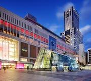 Estação de Sapporo Foto de Stock