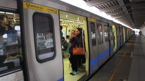 Estação de Shilin do metro de Taipei HD video estoque