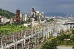 Estação de Taiwan Kaohsiung Imagem de Stock Royalty Free