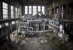 Estação de trabalho vazia Imagens de Stock