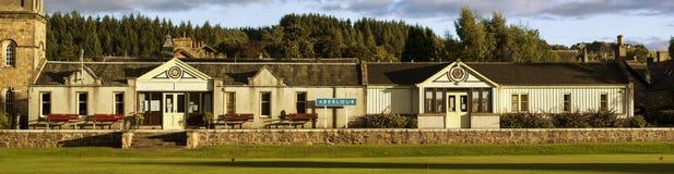 Estação de trem de Aberlour. Imagem de Stock