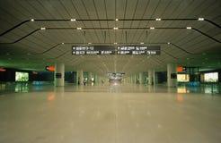 Estação de trem de alta velocidade Foto de Stock Royalty Free