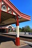 Estação de trem de Aviemore Foto de Stock Royalty Free