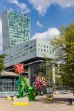 Estação de trem de Lille Europa Imagem de Stock