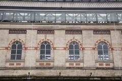 Estação de trem de Manchester Picadilly Fotografia de Stock