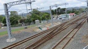 Estação de trem de Papakura Imagens de Stock Royalty Free