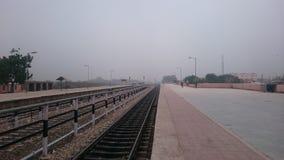 Estação de trem de Phalodi Imagem de Stock