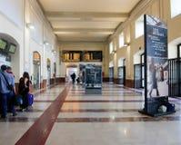 Estação de trem em Roma imagens de stock royalty free