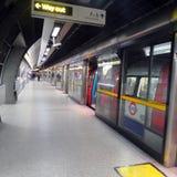 Estação de Westminster Fotos de Stock Royalty Free