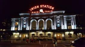 Estação Denver da união imagem de stock royalty free