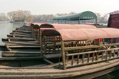 Estação do barco Imagem de Stock Royalty Free