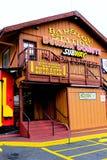 A estação do barstow em Route 66 Imagens de Stock Royalty Free
