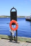 Estação do boia salva-vidas Imagens de Stock Royalty Free