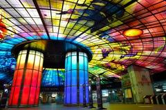 A estação do bulevar de Formosa Imagem de Stock