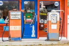 Estação do golfo fotografia de stock