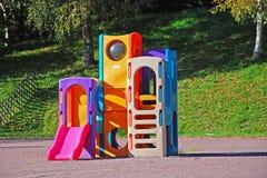 Estação do jogo para crianças fotografia de stock royalty free