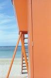Estação do lifeguard de Havaí imagem de stock