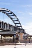 Estação do Lightrail Fotos de Stock