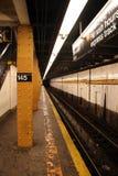 Estação do metro Fotografia de Stock