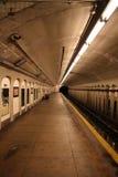 Estação do metro Foto de Stock Royalty Free