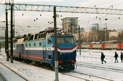 Estação ferroviária Fotografia de Stock