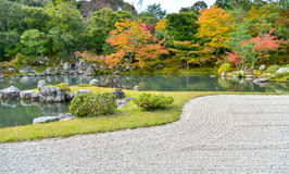 Estação japonesa do outono Foto de Stock