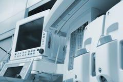 Estação médica do dispositivo do ar fotografia de stock royalty free