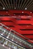 A estação maciça a mais atrasada de Bukit Bintang do trânsito rápido do MRT Imagens de Stock