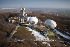 Estação meteorológica Imagem de Stock Royalty Free