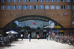 Estação principal Brema Imagem de Stock