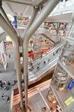 Estação principal de Berlim Fotos de Stock