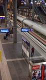 Estação principal Hauptbahnhof do trem de Berlim em Berlim, Alemanha Th Fotos de Stock Royalty Free