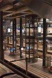 Estação principal Hauptbahnhof do trem de Berlim em Berlim, Alemanha Th Imagem de Stock Royalty Free